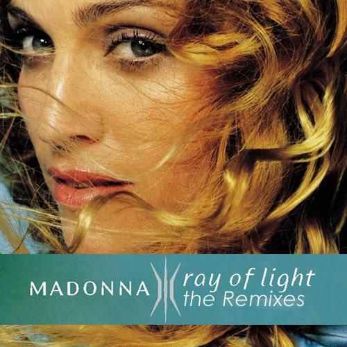madonna ray of light album cover - photo #10