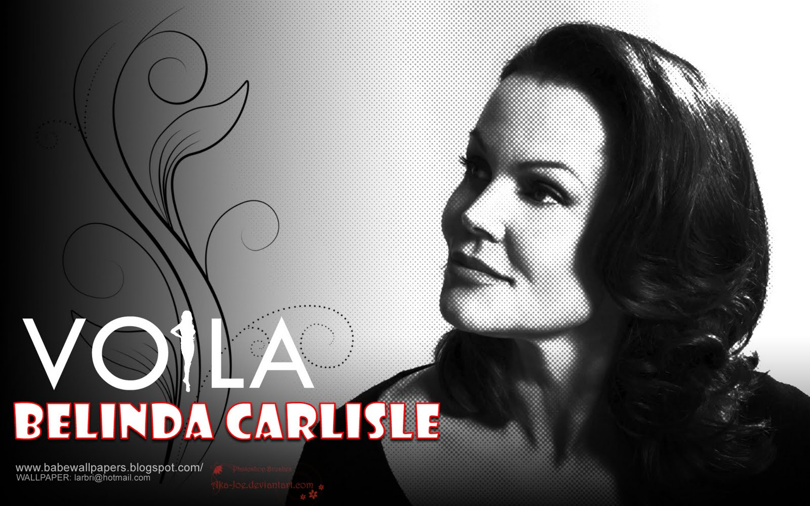 Belinda Carlisle Fanpage The Voila Era Wallpapers