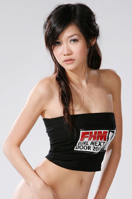 FHM Girl Next Door 2008