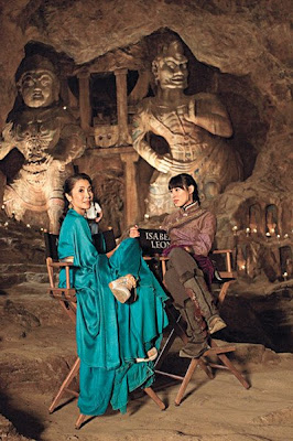 Isabella Leong in The Mummy: Tomb of the Dragon Emperor