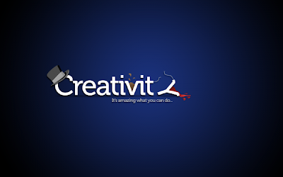 The 'Creativity' Wallpaper