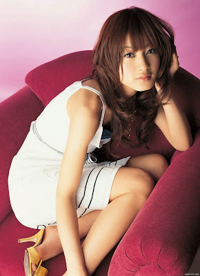 Japanese Model and Actress Nishiyama Maki Gallery 4