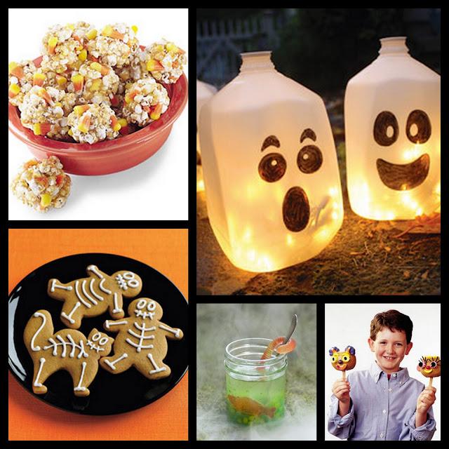 Creative juices more halloween fun for Creative ideas for halloween treats
