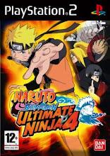 Naruto Shippuden Ultimate Ninja 4 (nuevo) Mayo 2009