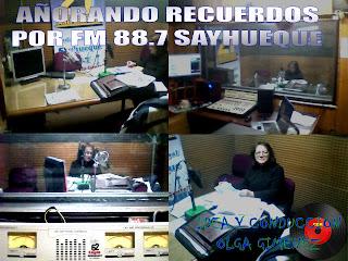 AÑORANDO RECUERDOS FM 88.7