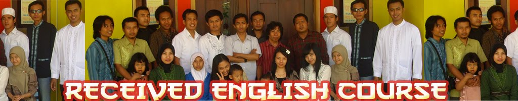 Received English Course Bondowoso