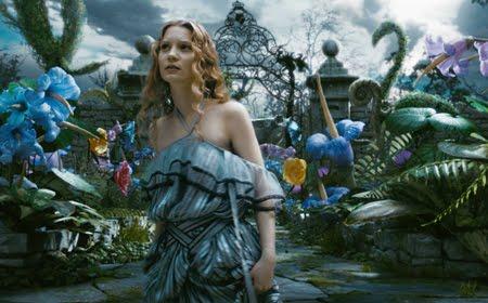 when i saw alice in wonderland