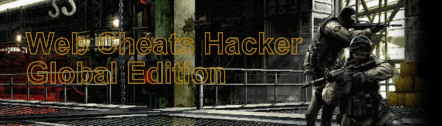 Web Cheats Hacker Global Edition