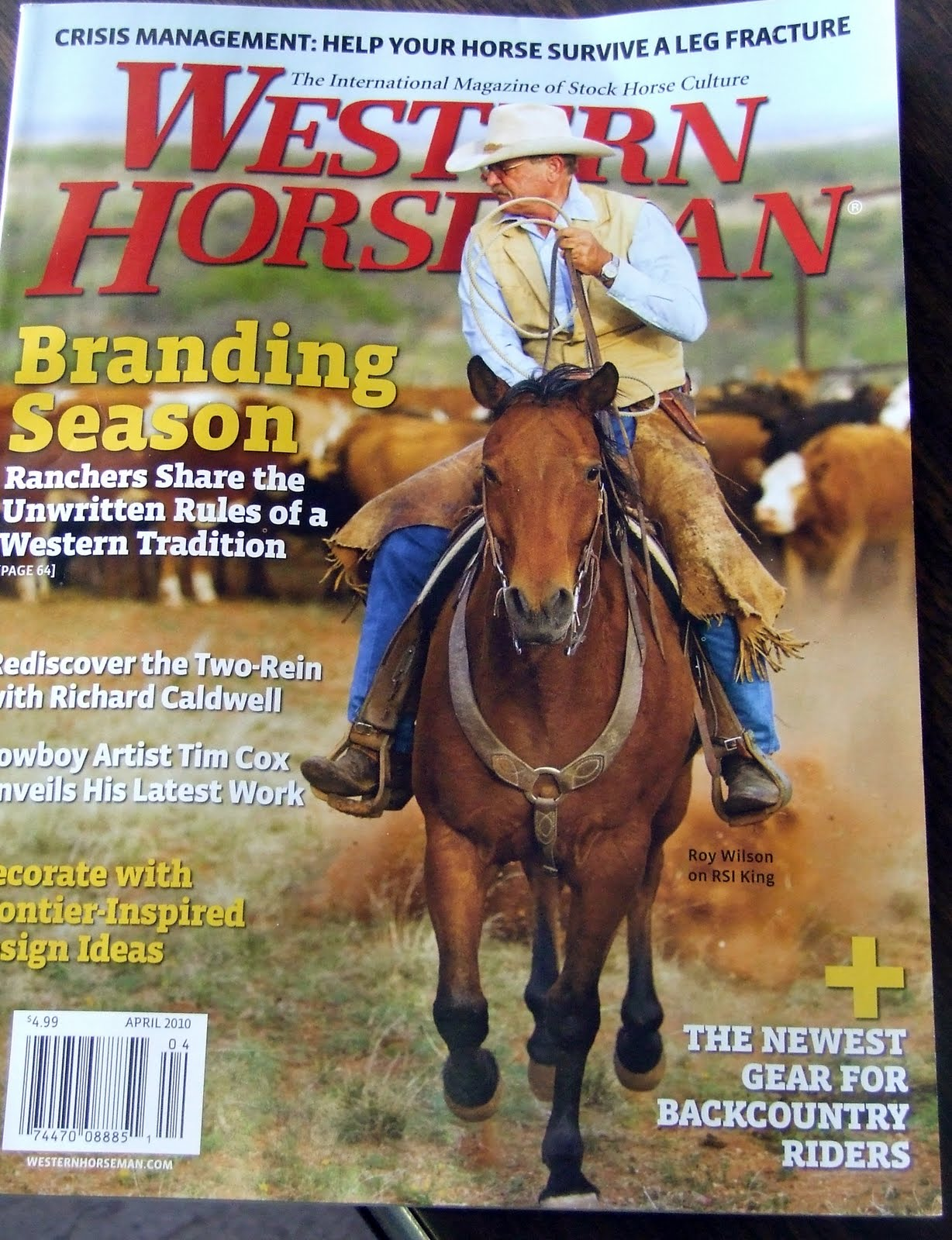 Western Horseman Magazine 2011 All 12 Issues