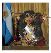 flamante presidenta de la nación argentina
