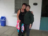 """Con Leonor Portela en su orfanato """"Misioneros del Camino"""" (http://www.misionerosdelcamino.org/)"""
