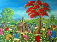 """""""La Bonne Recolte"""" de J.B. Chery, de AyitiCherieConnexion"""