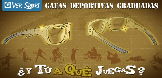 VerSport Gafas Deportivas Graduadas