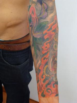 Jander Tatto on Sempre Em Frente    Viva A Vida