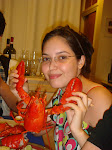 Jantar de Despedida de Tefinha e Pedro- Jan 30, 2010