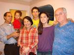 Thanksgiving na Tia Bibi & Tio Helio- 2009