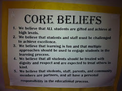 Core Beliefs