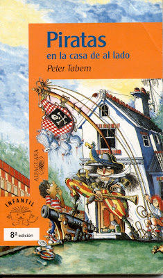 La biblioteca de 1 b piratas en la casa de al lado peter tabern - La casa del pirata cadiz ...