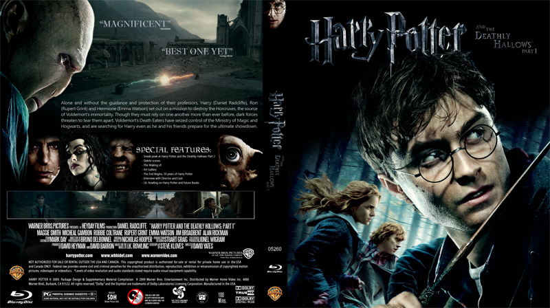 harry potter and the deathly hallows dvd release date us. Probably around that date,