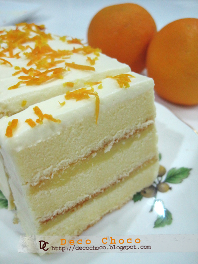 love orange layer cake recipe cooking com recipes orange layer cake ...