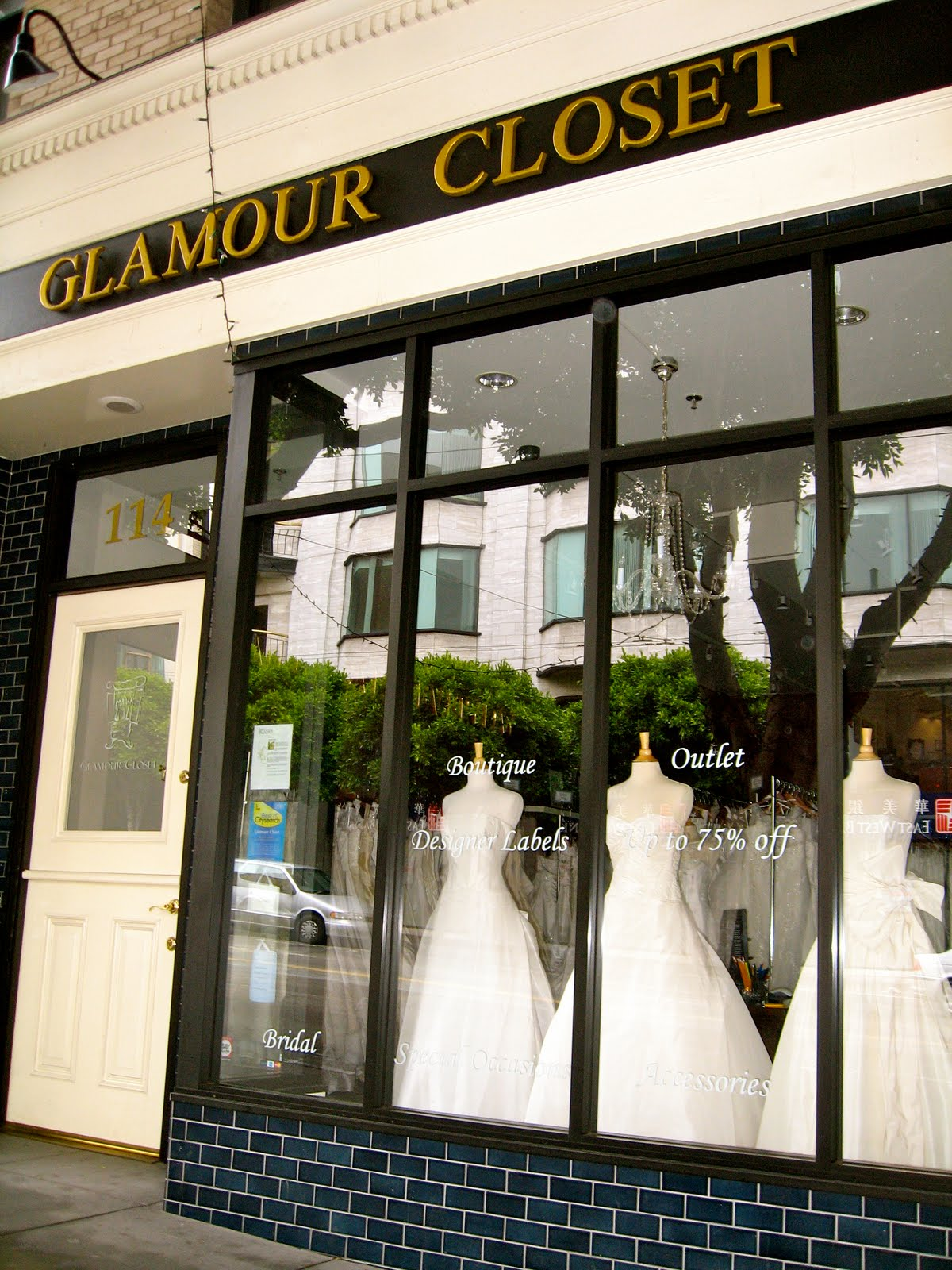 Misty Connelly Weddings & Events: Glamour Closet | San Francisco on