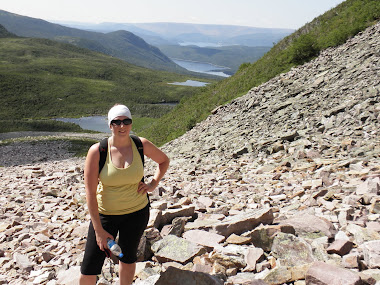 Gros Morne Hike - 2010