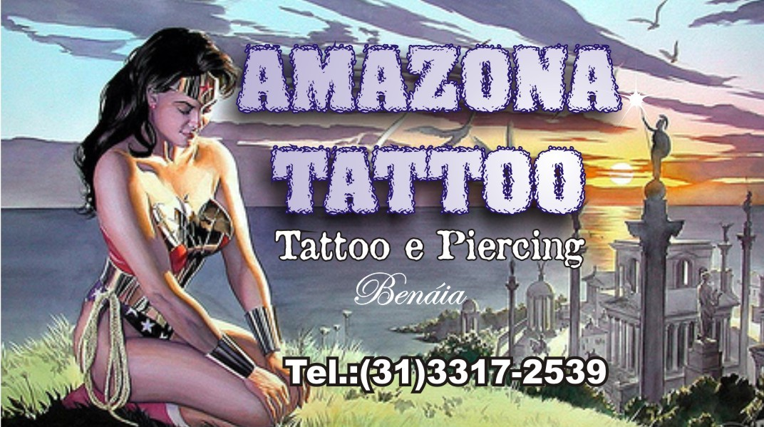 ....AMAZONA TATTOO....