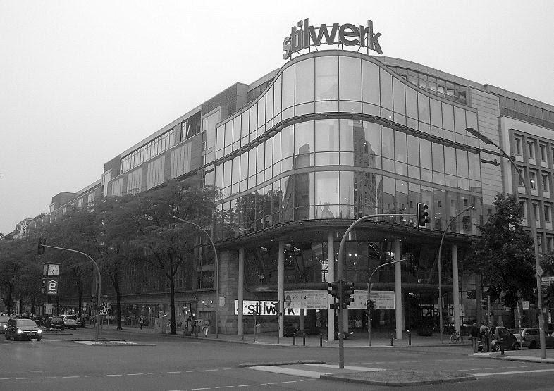 Stilwerk Berlin M Bel el imperio moderno noviembre 2010