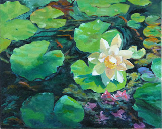 Water Lily Radiance