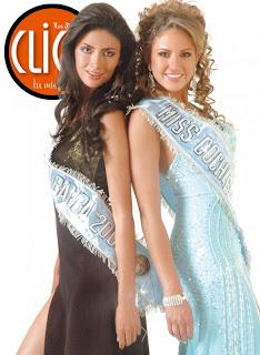 Miss Cochabamba 2009