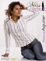 Miss Oruro 2009 Raquel Aguilar