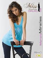 Señorita Oruro 2009 Mariela Millares