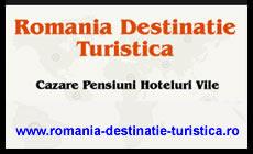 Romania Destinatie Turistica