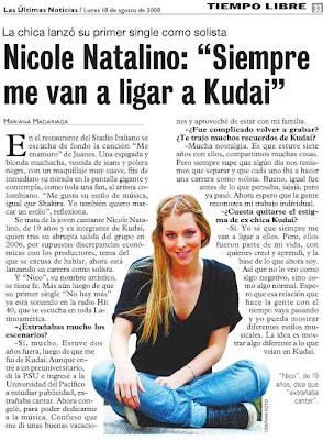 Nicole Natalino Kudai