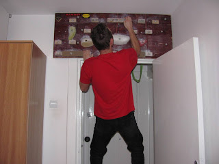 Training for Climbing on Hangboard