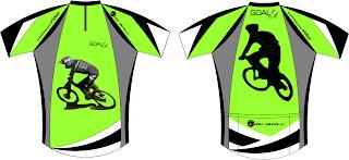 MTB Jersey - Ebdurance Rider