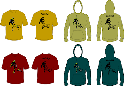 BMX Shirts and Hoodies