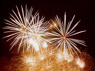 Fireworks - Happy New Year