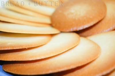 Bread + Butter: Vanilla Almond Wafers
