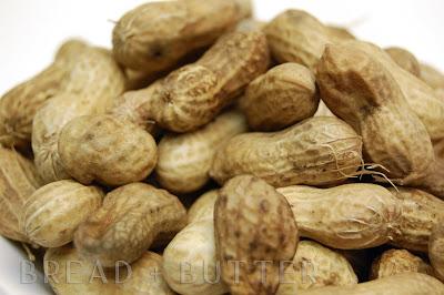 Bread + Butter: Nilagang Mani (Boiled Peanuts)