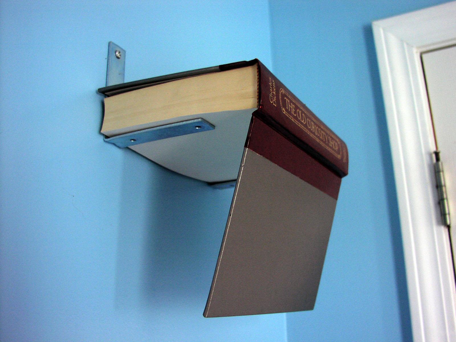 Floating Book Bookshelf 28 Images Concealed Floating