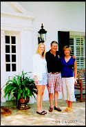 Jim, and Sharon with Daughter, Mary Hunter