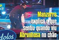 """PEDRO ABRUNHOSA E A SUA QUEDA NOS """"ÍDOLOS"""" FAZ SUCESSO NO YOUTUBE"""