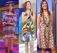 OS MELHORES VESTIDOS DO DIA NA TV - 24/03/2010