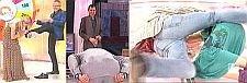 CRISTINA FERREIRA E M. L. GOUCHA EM LOUCURA TOTAL 2 (VOCÊ NA TV MAIO 2009)