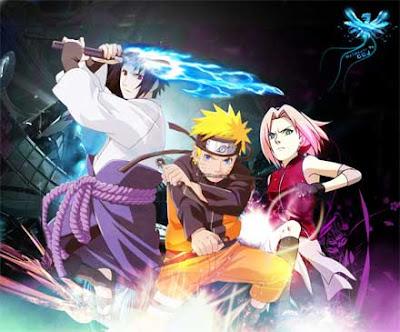 """""""Kabuto entrusts Yūkimaru to Guren. Naruto tries to teach Gamakichi and"""