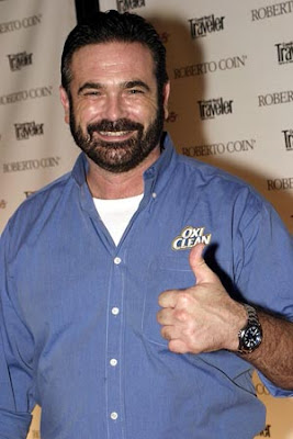 Oxyclean man Billy Mays dead