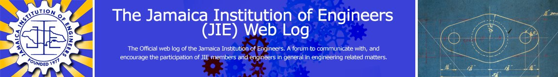 The Jamaica Institution of Engineers (JIE) Web Log