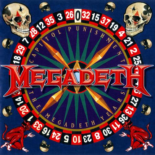 Megadeth Album Covers Metal Music Wallpaper:...