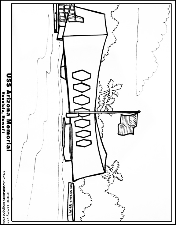 coloring pages about pearl harbor - photo#5